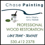 Chase Painting in Truckee and Lake Tahoe