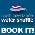 Get on Lake Tahoe with the North Lake Tahoe Water Shuttle