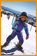 Haily at Squaw Valley