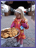 Cookie Power; photo courtesy Beaver Creek