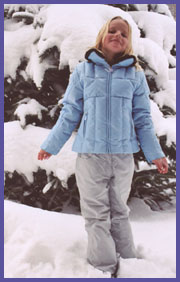 Photo KidznSnow.com; Fera Jacket