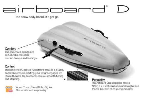 Photo courtesy Airboard