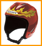 Boeri Apollo Fireball Helmet