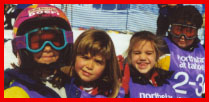 Northstar-at-Tahoe Ski School Kids