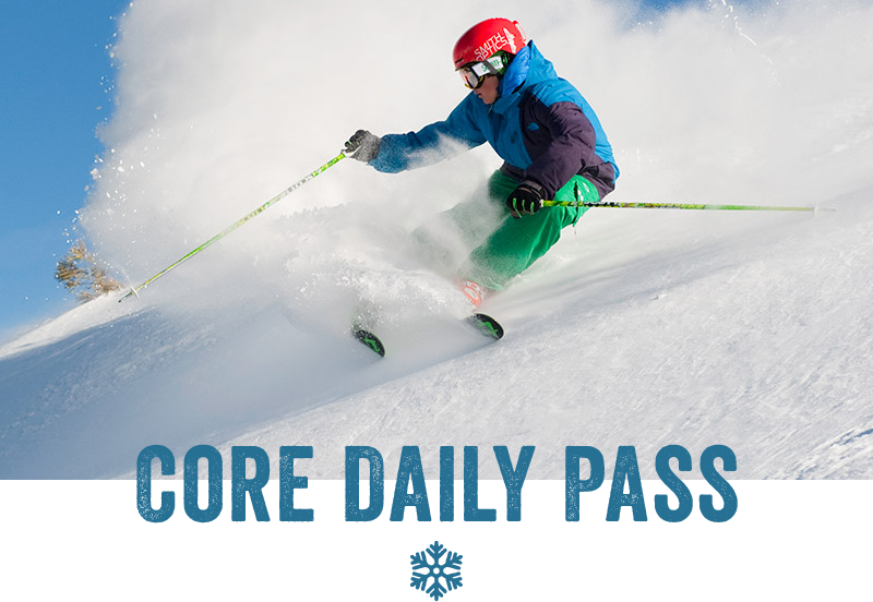 Core Daily Pass