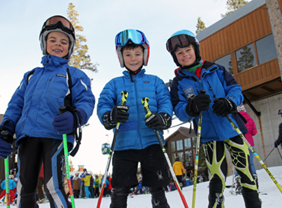 Ski Team - Sugar Bowl Ski team Heading out for a day of training