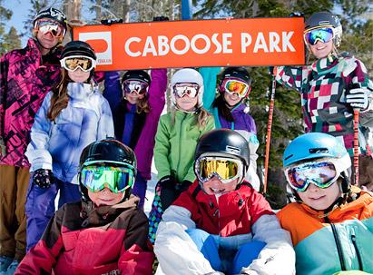 Caboose Park Kids