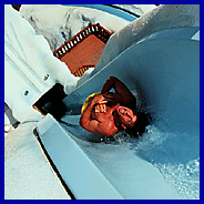 Blizzard Beach Speed Slide