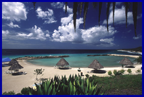 Curacao Beaches, photo courtesy Curacao Tourism