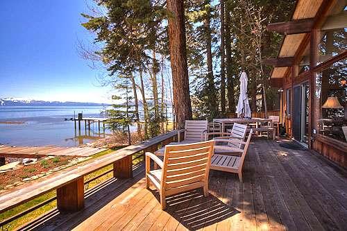 Tahoe city vacation rentals lake tahoe for Tahoe city cabin rentals